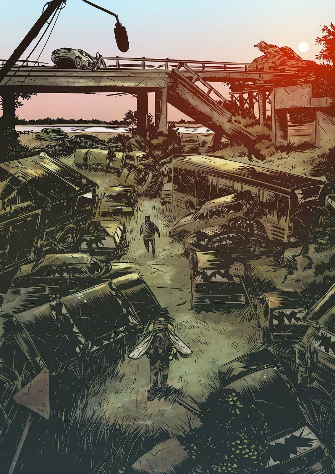 Post Apocalyptic Gaming Google+