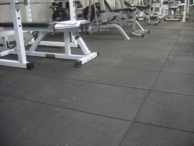 Rubber Floor Mats Do More Than Just Keep Your House Clean - How to clean black rubber gym flooring