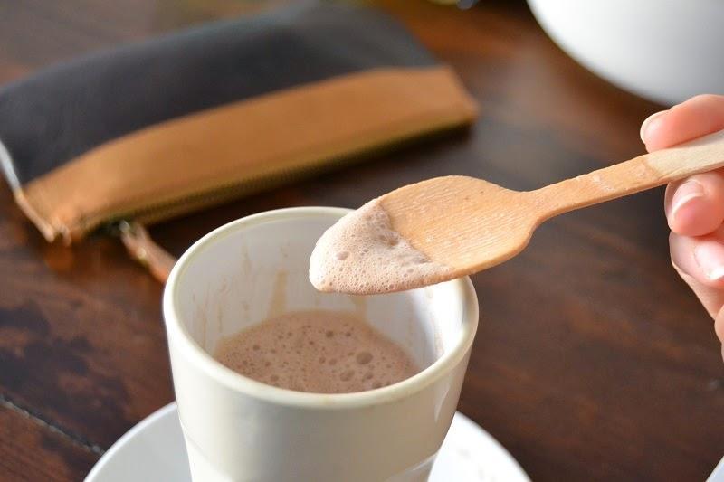 chocolat au lait d amande