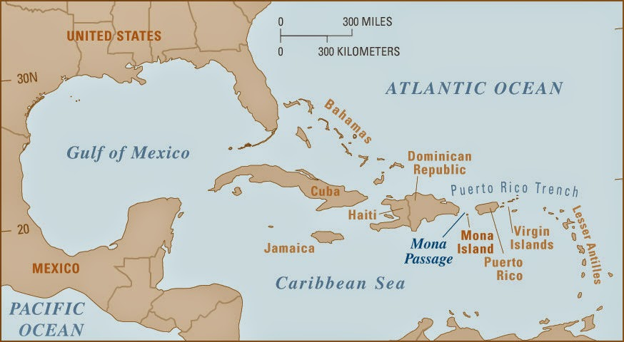 EagleSpeak People Smugglers US Coast Guard Rescues And - Haiti and the us map