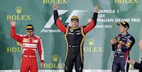 FÓRMULA 1-Raikkonen no decepciona y Ferrari a la altura del Mundial
