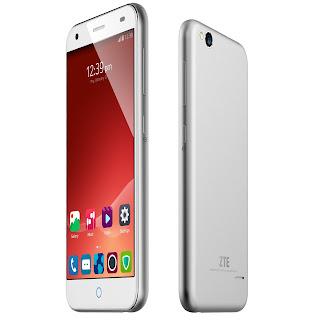 Harga ZTE Blade S6 Plus Terbarum dengan jaringan 4G LTE Layar 5.5 inch