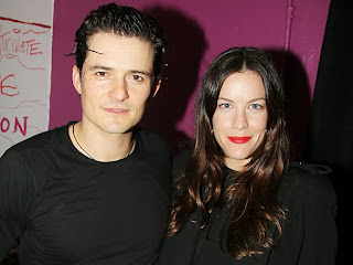 Orlando Bloom and Liv Tyler