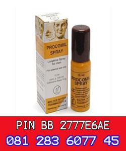 obat kuat tahan lama pria perkasa procomil spray germany