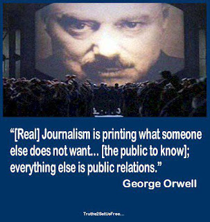 Public Relations is Not Journalism...