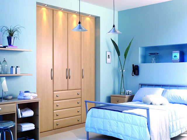 Wooden wall almirah designs - Bedroom almirah designs ...