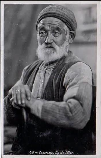 Portrete de epoca - tip de tatar