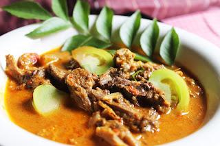 Gulai Kari Kambing/Sapi