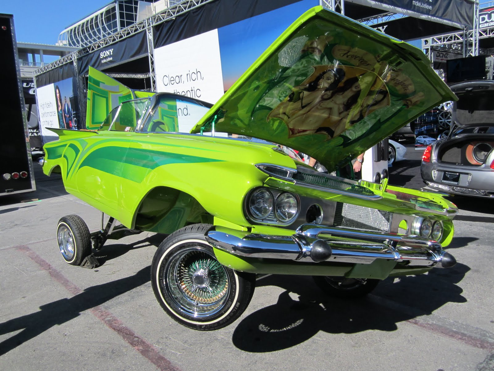 Guest Speaker For A Car Show For Ford