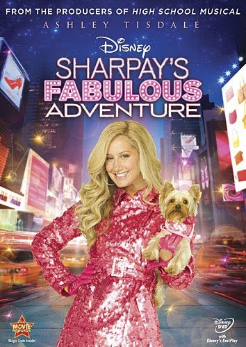 Download A Fabulosa Aventura de Sharpay   Dublado