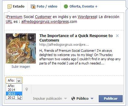 7 Pasos para Programar Posts en Facebook