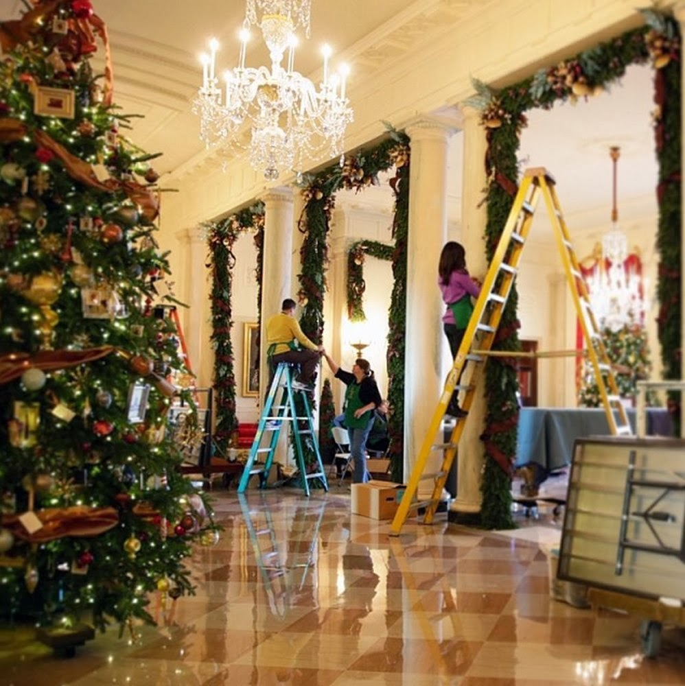 White House Decorations
