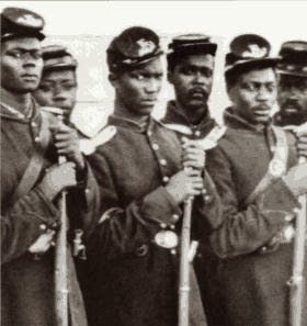 USCT Soldiers