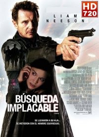 Busqueda Implacable Online Espaol Latino HD