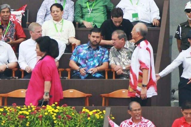 Inilah Yang Terjadi Apabila PM Najib Razak & Rosmah Mansor ...