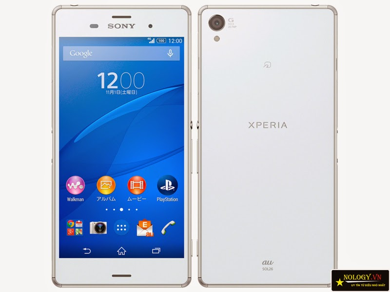 Sony Xperia Z3 Au