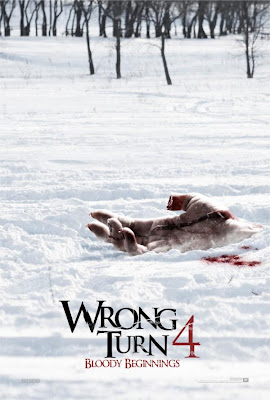 Wrong Turn 4: Bloody Beginnings streaming