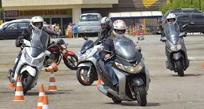 Scooter e qualquer outro modelo de moto, são bem vindos