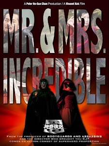 Thần Kì Hiệp Lữ - Mr And Mrs Incredible poster