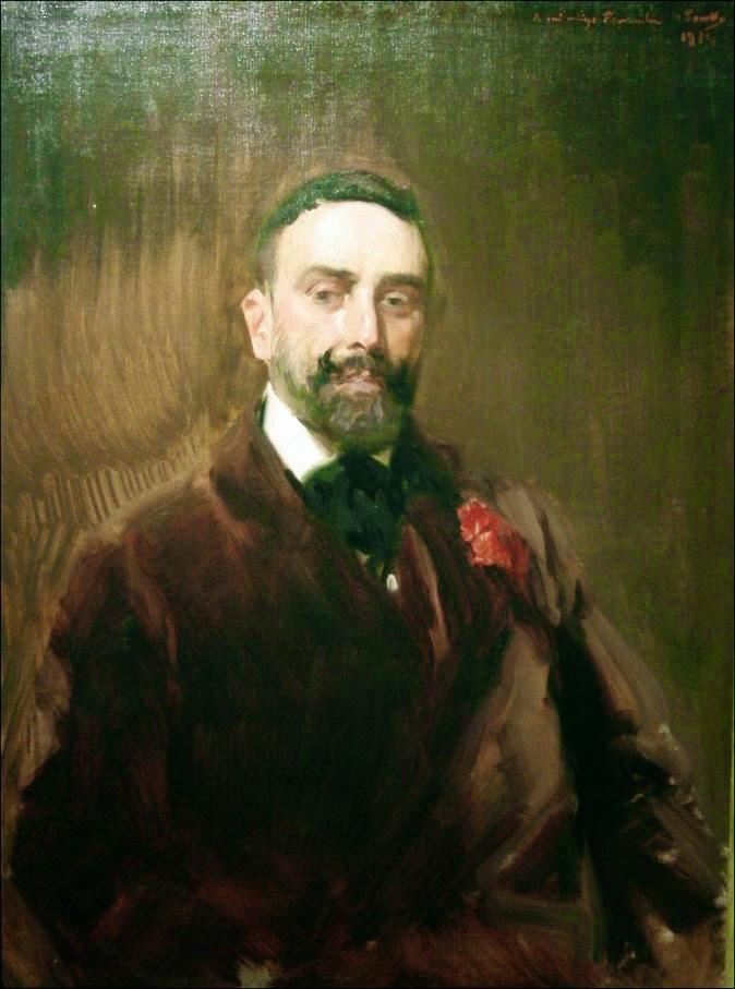 De retratista de figuras importantes como fueron juan ramn - Pintor valenciano ...