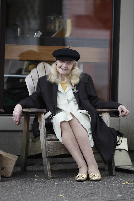Juanita Engelke Capitol Hill Seattle Street Style It's My Darlin' Cafe Ladro