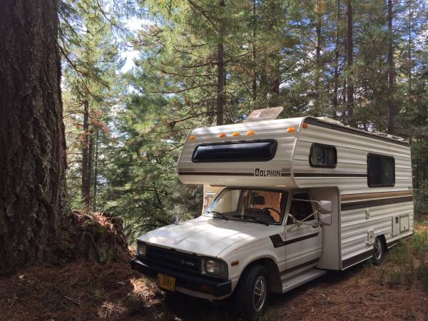 Used Rvs 1983 Toyota Dolphin Rv For Sale For Sale By Owner