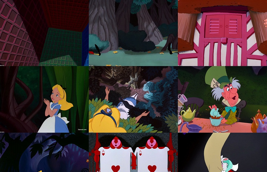watch alice in wonderland 2010 online megavideo