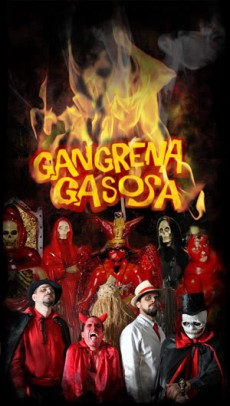 pdrock entrevista Gangrena Gasosa