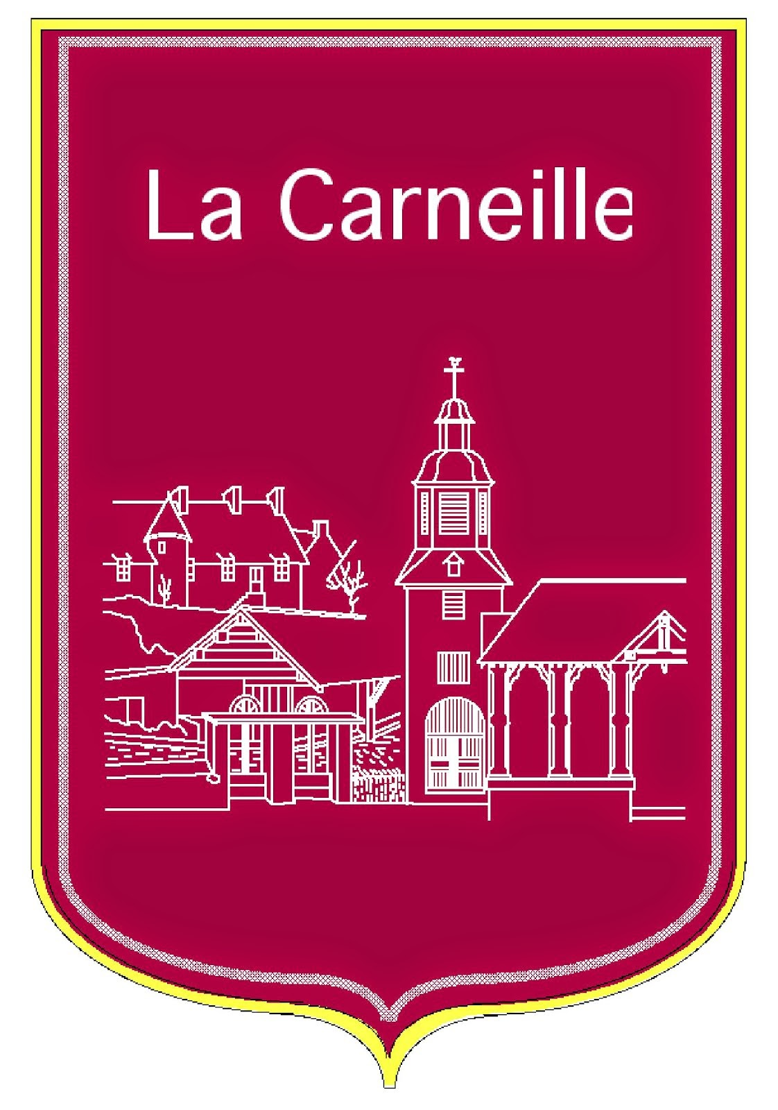écusson La CARNEILLE