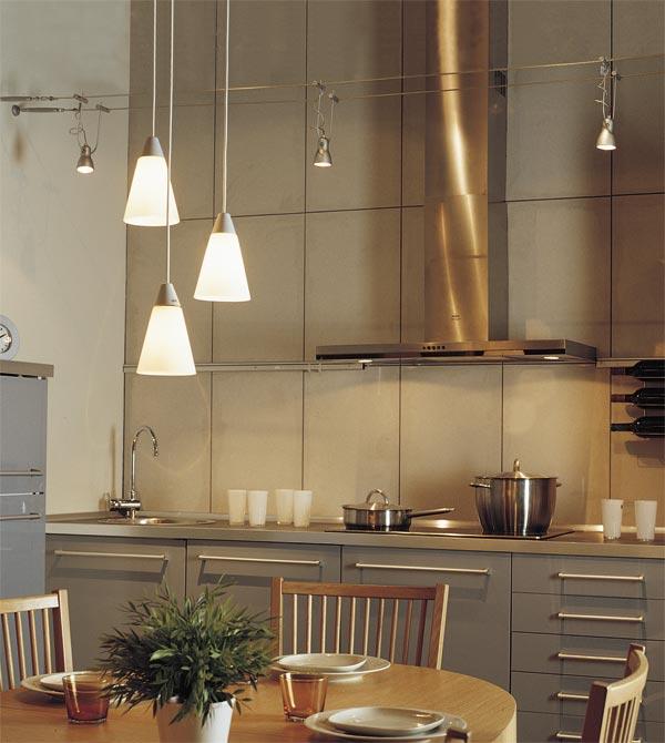 Agarbuelectric decoraciones lum nicas en cocinas - Iluminacion de cocinas ...