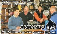 ARMANDO GAS