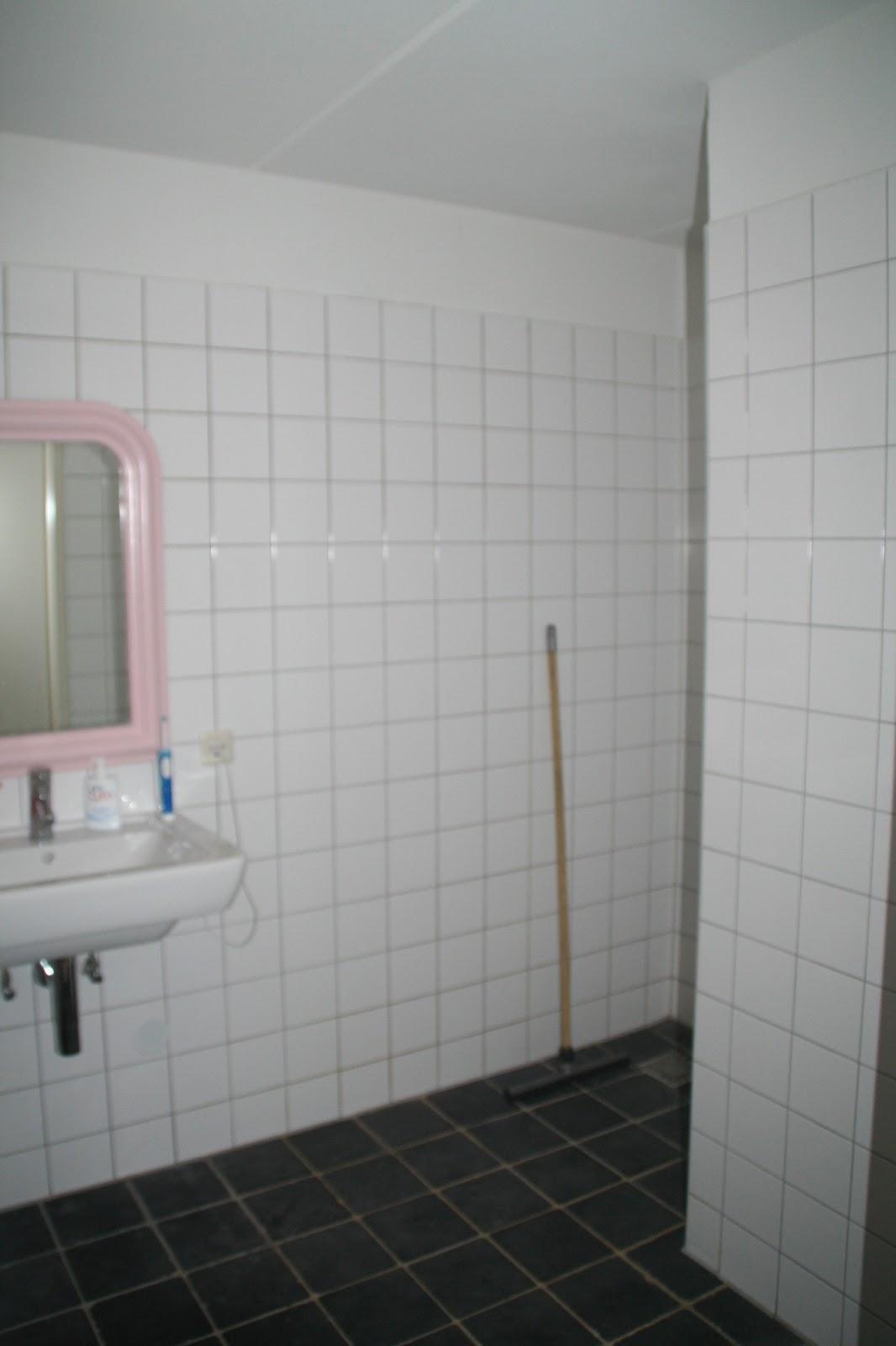 Standaard Keuken Nieuwbouw : de badkamer zoals hij nu is?. (donker, saai en van geen luxe