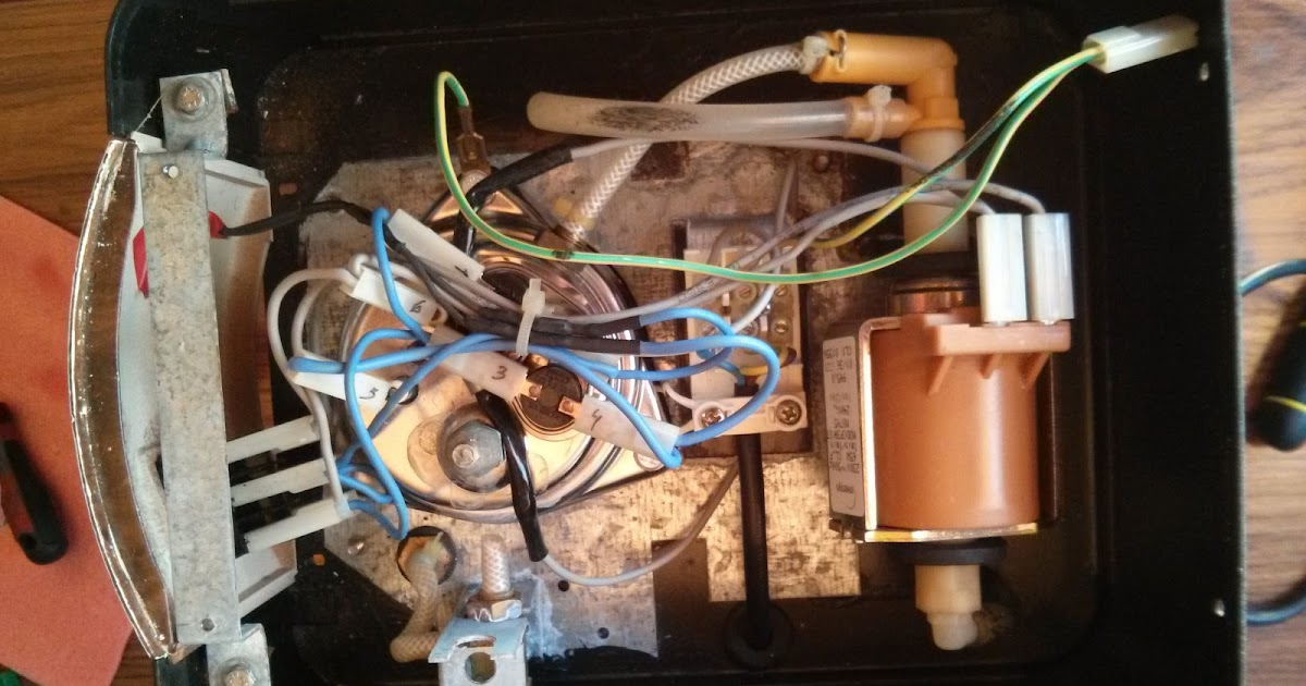 Fix electronic devices solved reparar cambiar la bomba for Cambiar bomba de agua