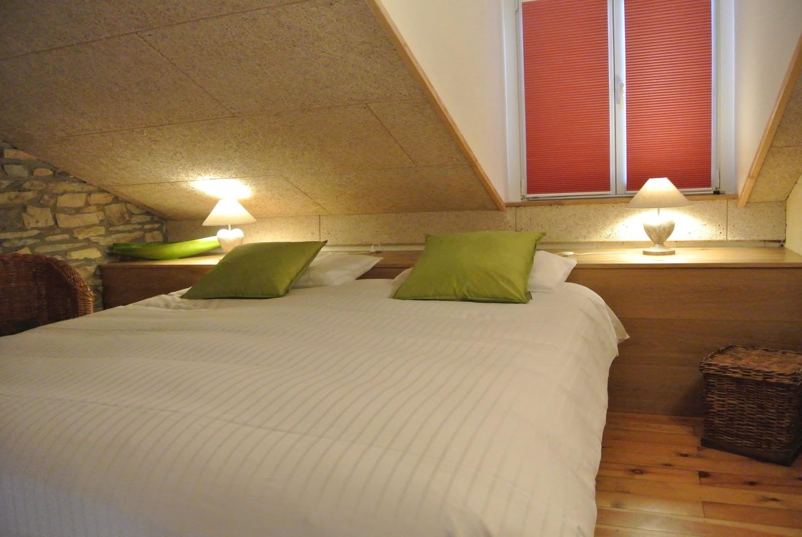 Domaine de l 39 alu vakantie appartement a luxe 2 kamers 50m 2 personen met infrarood cabine - Kind ruimte luxe ...