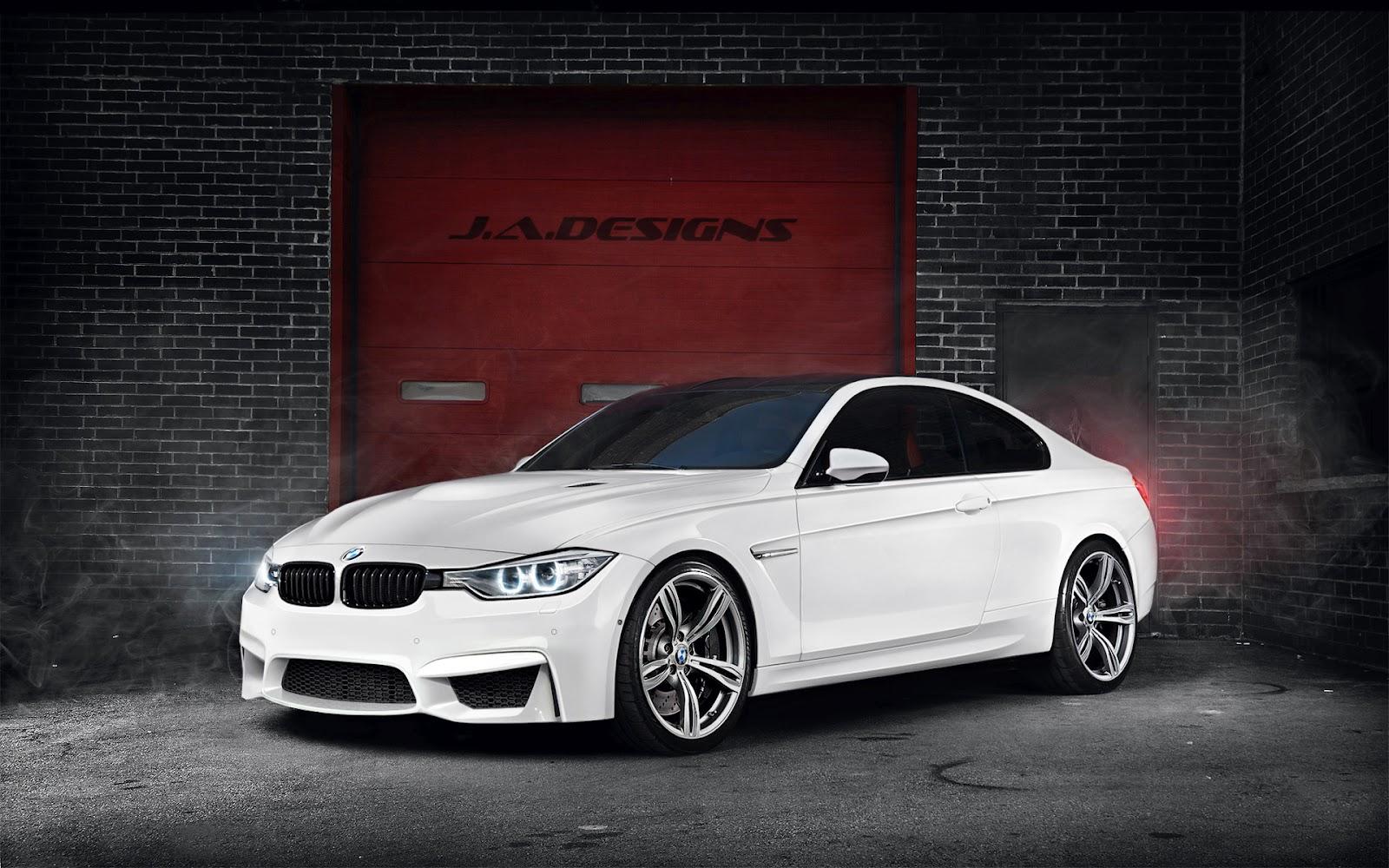 Fondos de Pantalla de Carros: BMW M4 F82 Coupe 2015 Concept Car