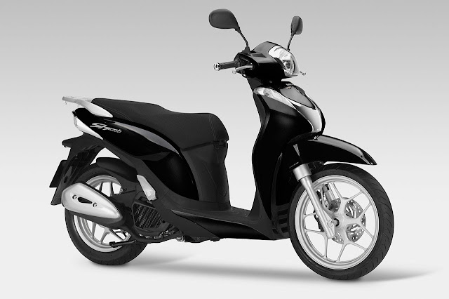 SH Mode 125 Scooter