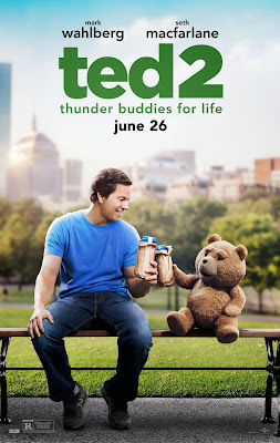 New Ted 2 Movie Poster