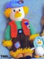 patron gratis muñeco amigurumi, free amigurumi pattern doll