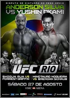 UFC 134 - RIO