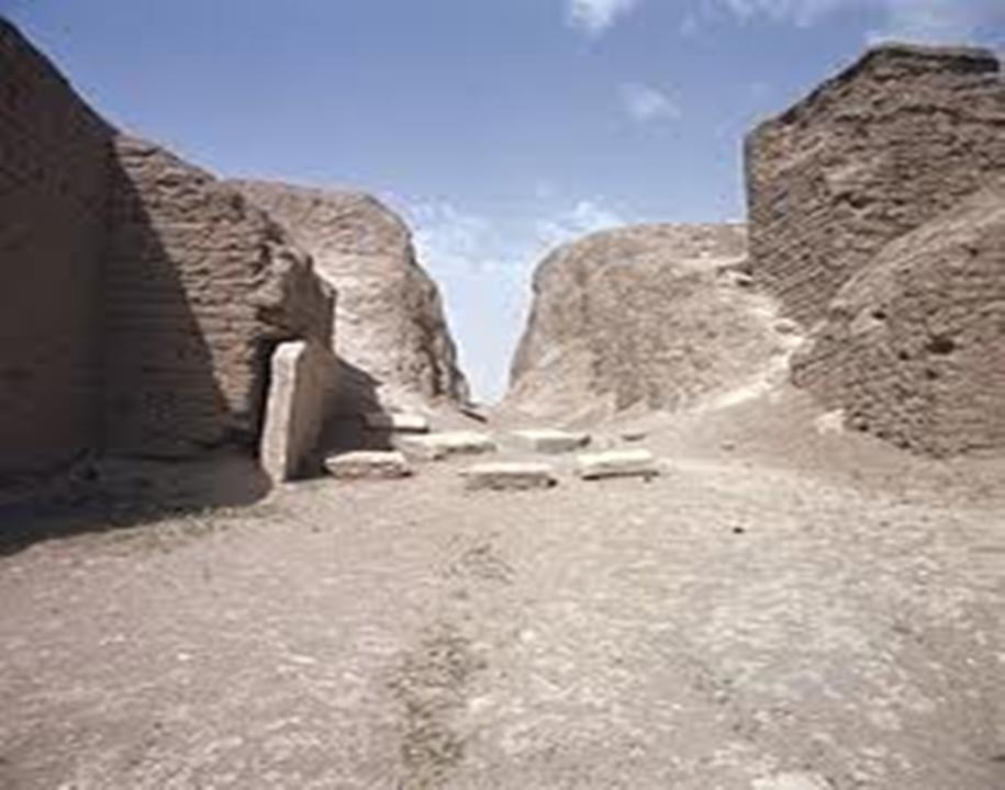 ruinestad Ninivé