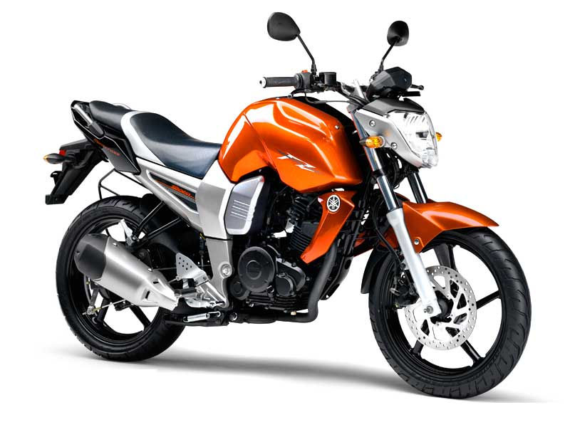 auto review yamaha fz16