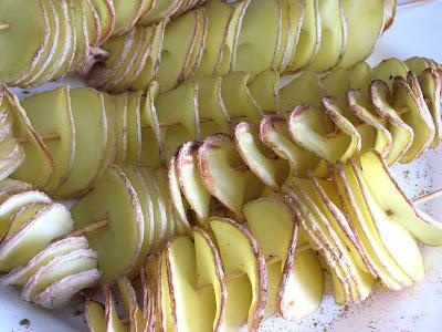 Sprężynki z ziemniaków
