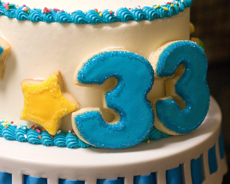 Поздравление с 33 день рожденья