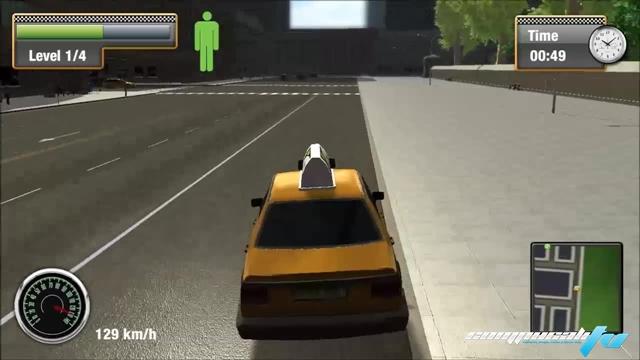 New York City Taxi Simulator PC Full ISO 2012