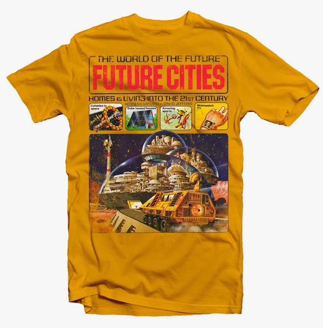 vintage poster tshirt design