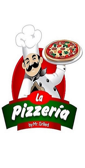 MUY PRONTO, LA PIZZERIA MR GRILLED