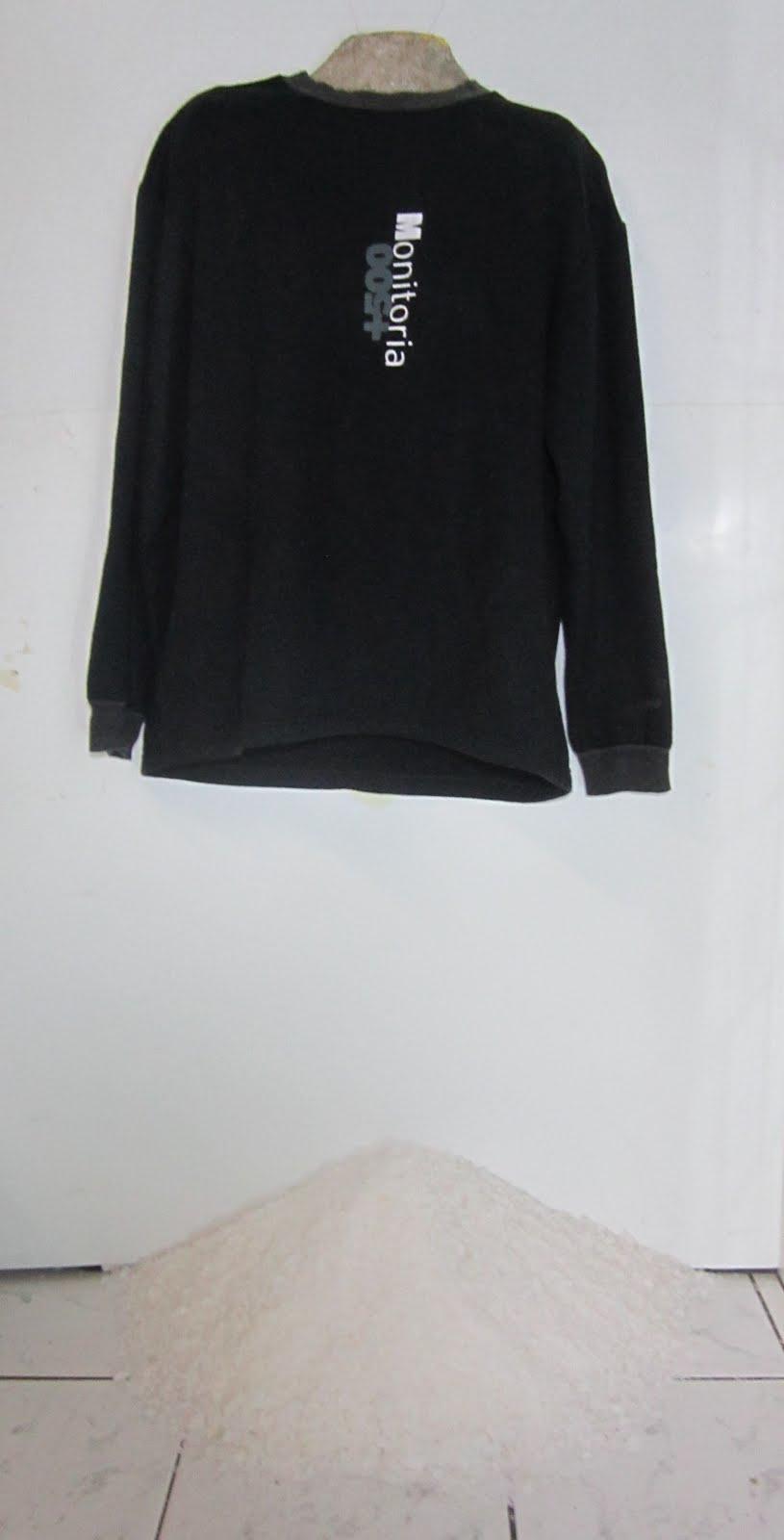 BraSal (2015), Sal e blusão de algodão