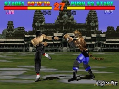Tekken 1 Game Download