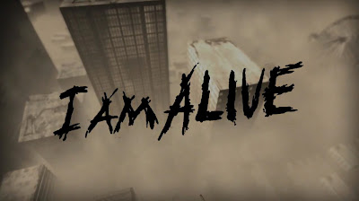I Am Alive Logo - We Know Gamers