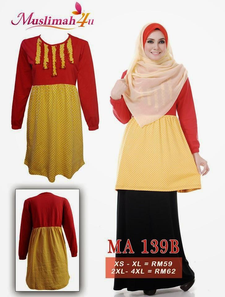 T-shirt-Muslimah4u-MA139B